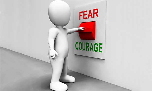 Courage and Fear Switch